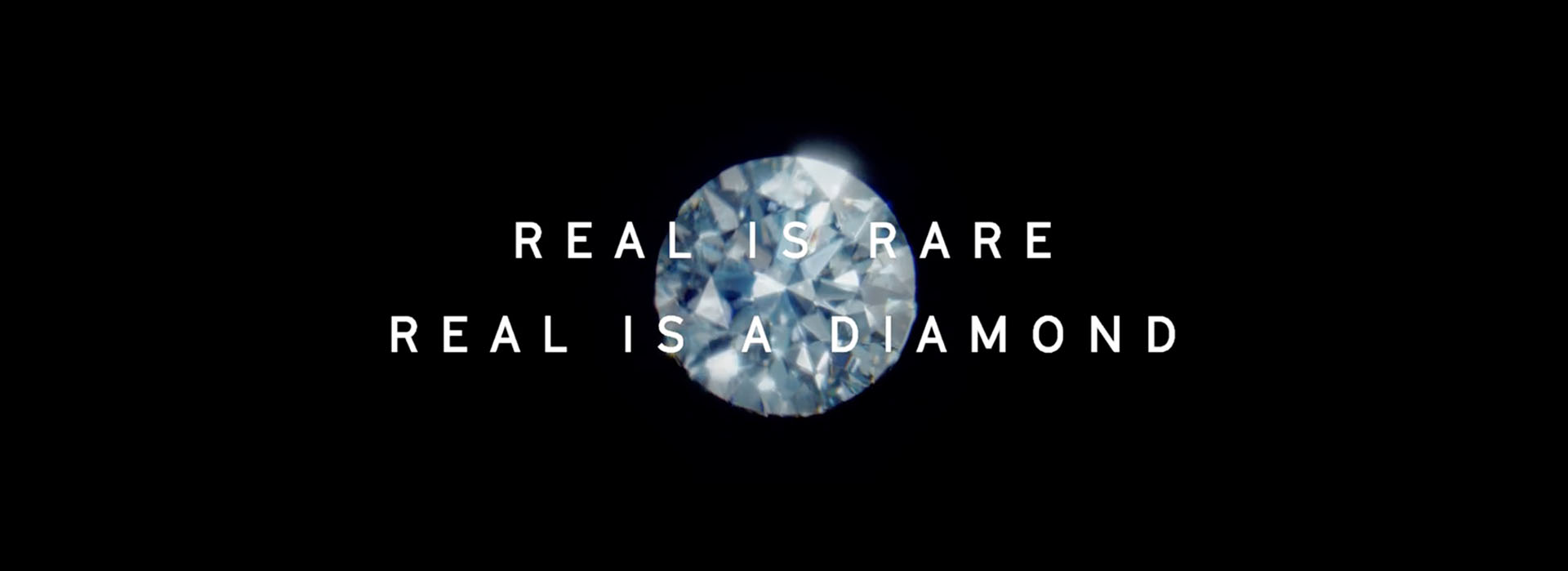 Diamond Producers Association - Real is Rare, Real is a Diamond
