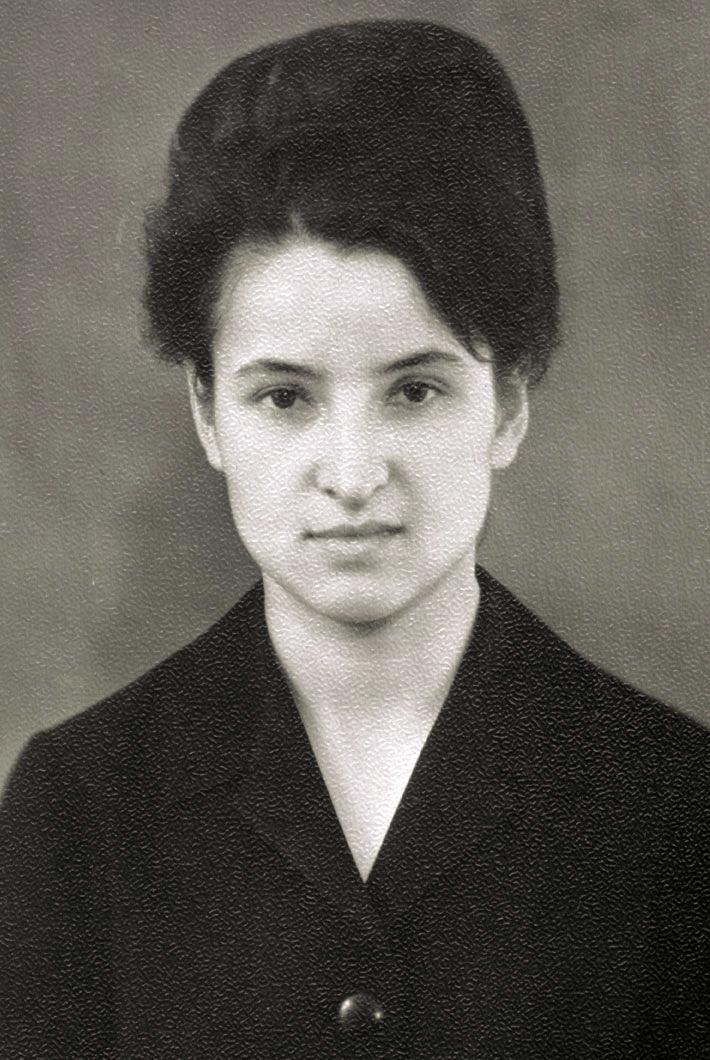 Mother of Alsu Fatykhova