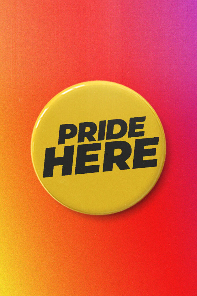 Instagram - Pride Here