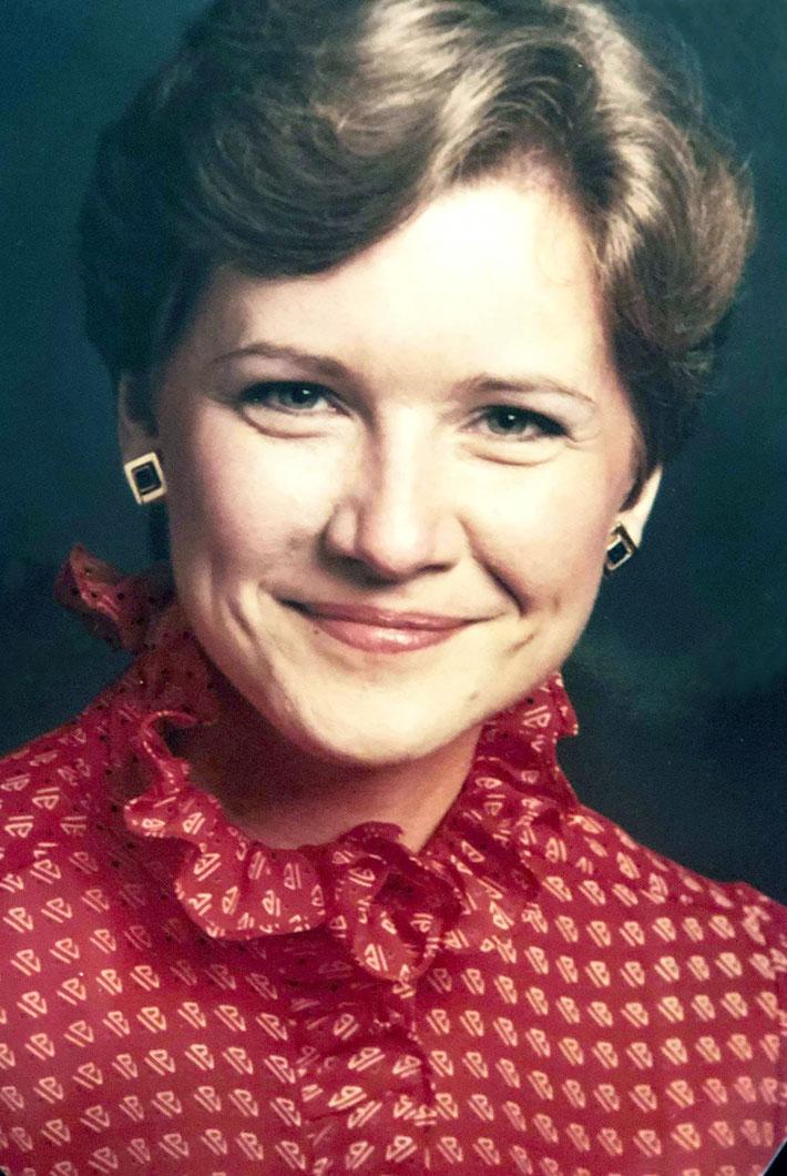 Mother of Andrew Livingston